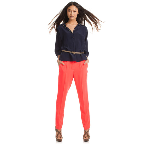 Trina Turk Nixon Pant 4 Coral Muse Boutique Outlet