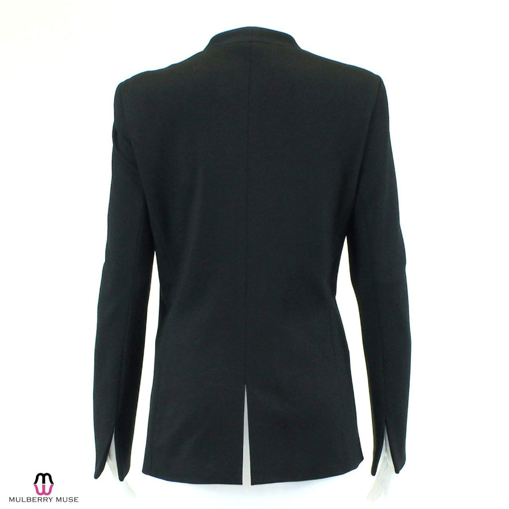 By Malene Birger  Tuxedo Blazer Size  Muse Boutique Outlet | Shop Designer Clearance Outerwear on Sale | Up to 90% Off Designer Fashion