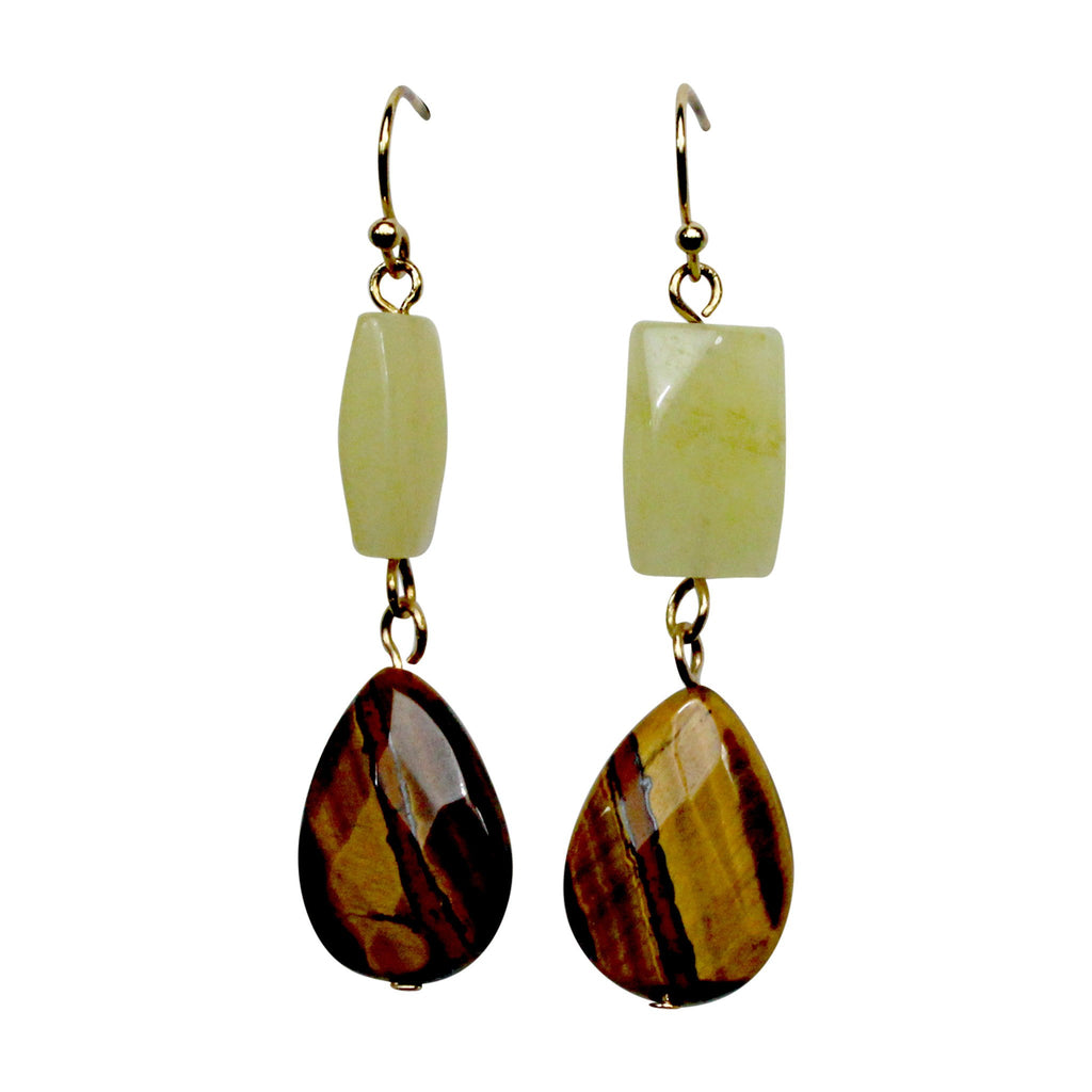 Private Label  Two Tier Marble Earring Size  Muse Boutique Outlet | Shop Designer Clearance Jewelry on Sale | Up to 90% Off Designer Fashion