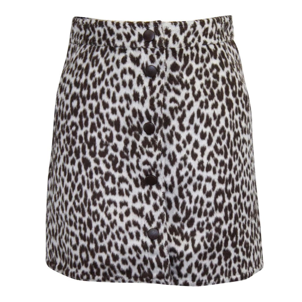 Tyler Boe Leopard Leopard Print Skirt Size 2 Muse Boutique Outlet | Shop Designer Skirts on Sale | Up to 90% Off Designer Fashion