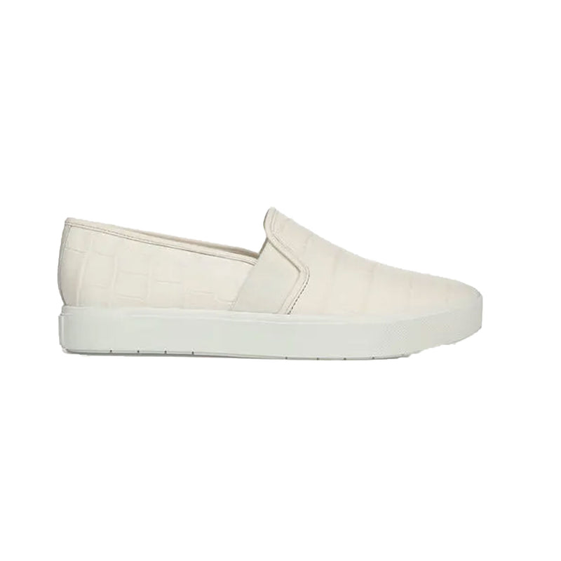 Vince White (Cream Crocodile) Blair Slip On Sneakers Size 6.5 Muse Boutique Outlet | Shop Designer Sneakers on Sale | Up to 90% Off Designer Fashion