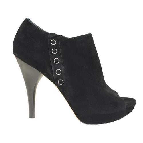 Via Spiga Acacia Bootie 10 Black Muse Boutique Outlet