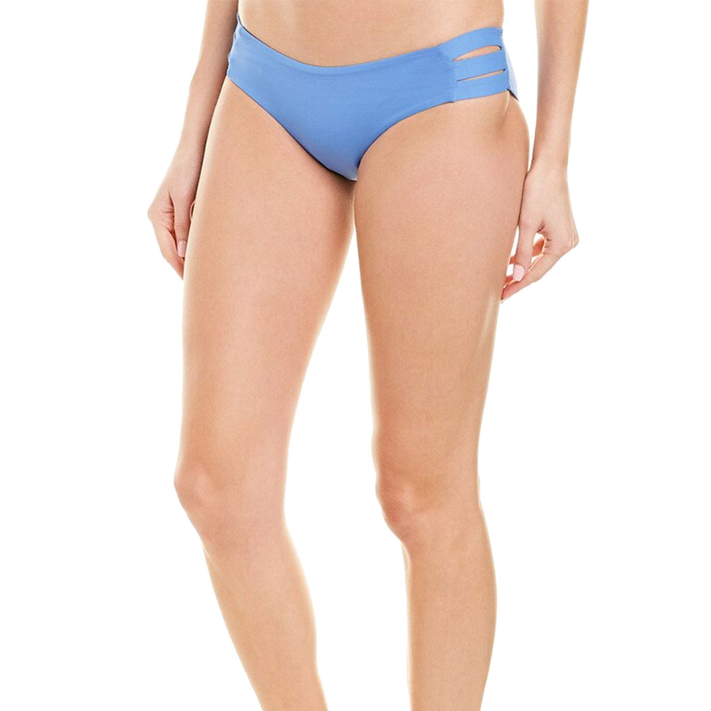 Vitamin A Mediterranean Blue Emelia Bikini Bottom Size 10 Muse Boutique Outlet | Shop Designer Swimwear on Sale | Up to 90% Off Designer Fashion