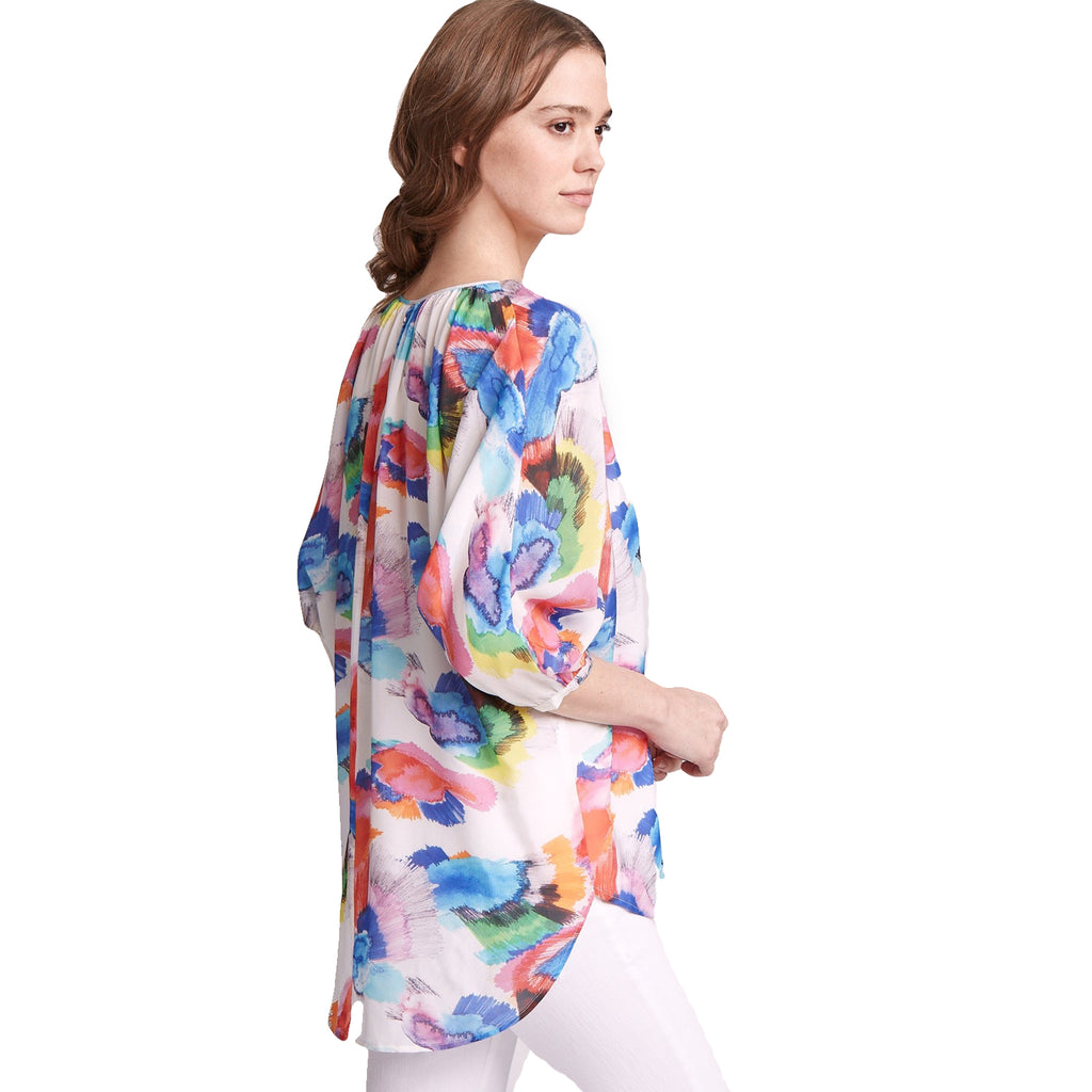 Marie Oliver  Whitney Printed Top Size  Muse Boutique Outlet | Shop Designer Clearance Tops on Sale | Up to 90% Off Designer Fashion