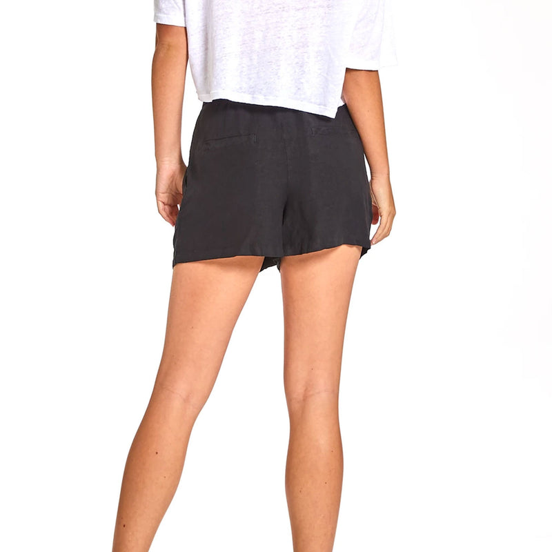 YFB  Ulla Belted Tencel Shorts Size  Muse Boutique Outlet | Shop Designer Shorts on Sale | Up to 90% Off Designer Fashion
