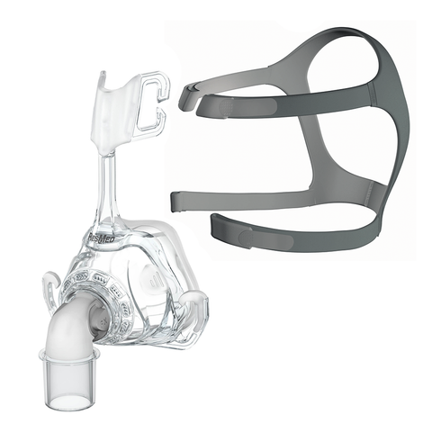 Resmed Mirage™ FX Nasal Assembly Kit - Grey Headgear
