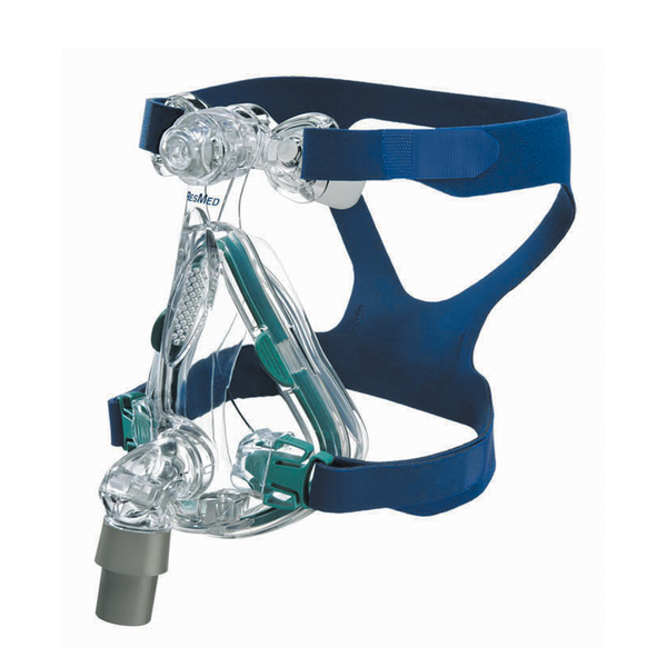 Resmed Mirage Quattro Full Face Mask Cpapstat Com