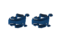 Headgear Clips for Quattro™ FX and Mirage Liberty™ (2 pack)