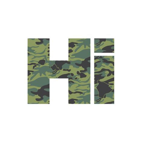 Hi Chain Camo Sticker 11-7-19