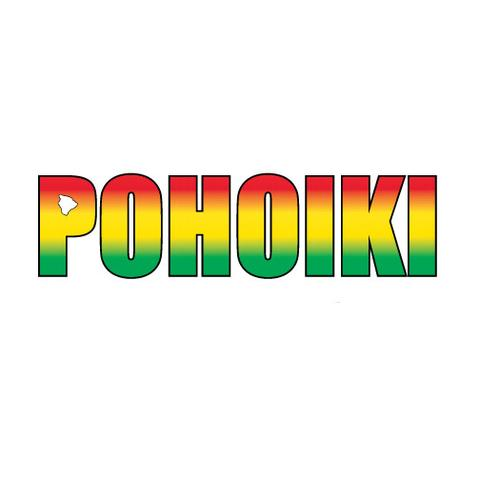 Pohoiki Impact Sticker (click for colors)