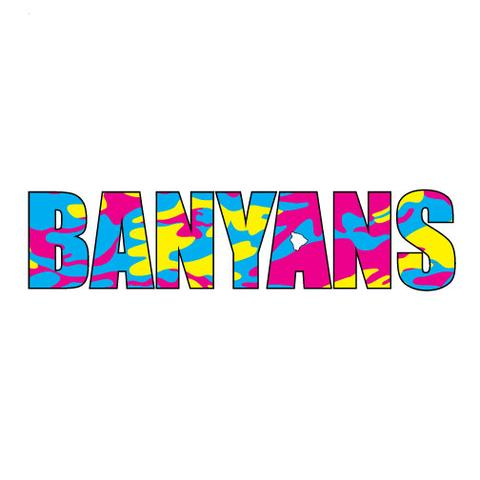 Banyans Impact Sticker(Click For More Colors)
