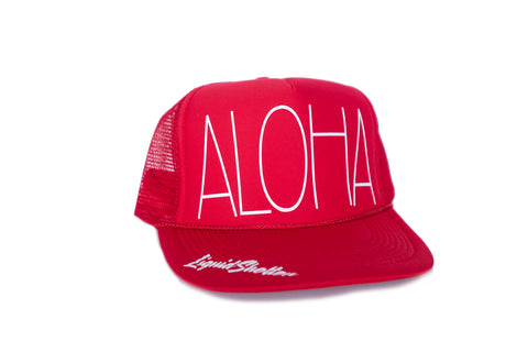 Aloha - Pencil Trucker