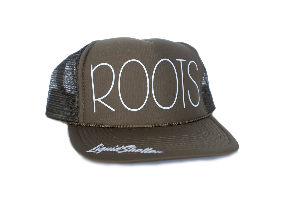 Roots - Pencil Trucker Version 2