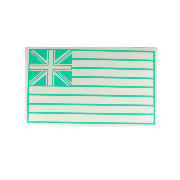 Hawaii Flag Diecut Sticker