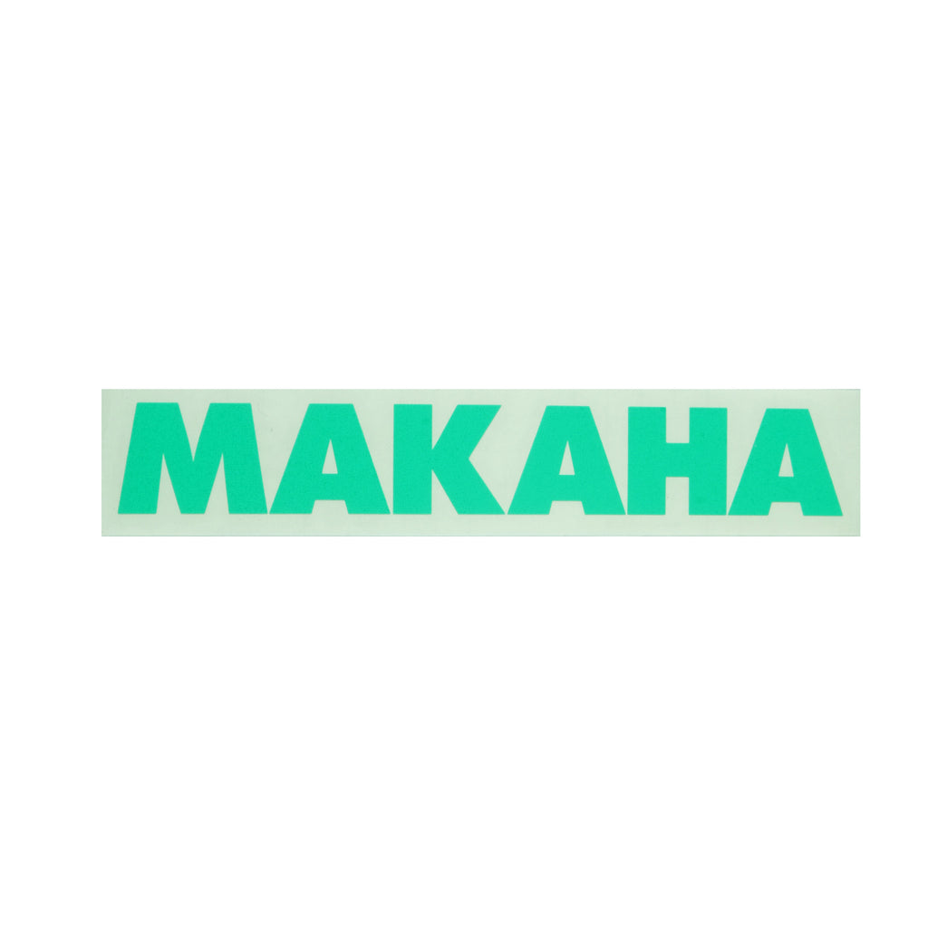 Makaha Future Diecut Sticker