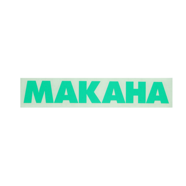 Makaha Future Diecut Sticker  8/9