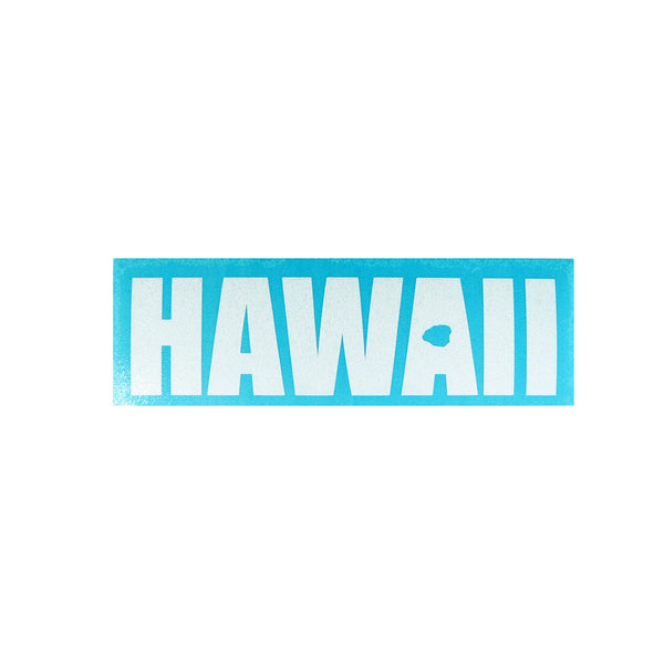Hawaii Impact (Kauai) Diecut Sticker