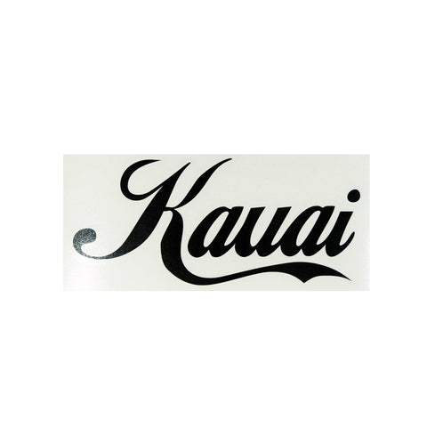 Kauai Cola Diecut Sticker