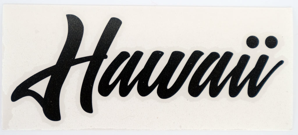 Hawaii Anda Diecut Sticker