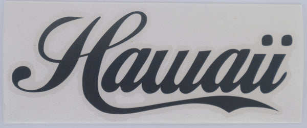 Hawaii Cola Diecut Sticker