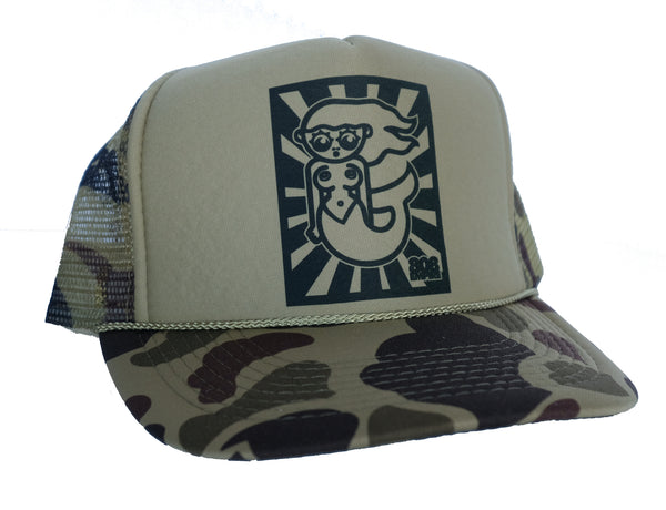 Mermaid Trucker by 808 Empire