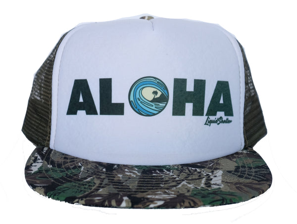 ALOHA Trucker By Liquid Shelter