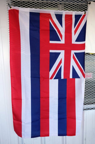 Hawaii Flag 5ft x 3ft (Fabric)