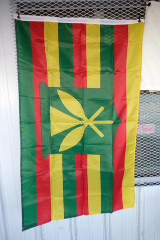 Maoli Fabric Flag 3ft x 5ft