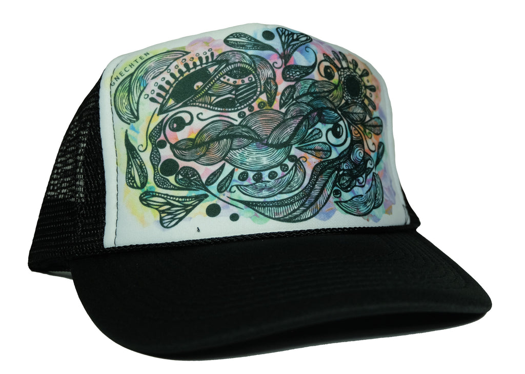 """Metanoia"" Trucker By NECK10"