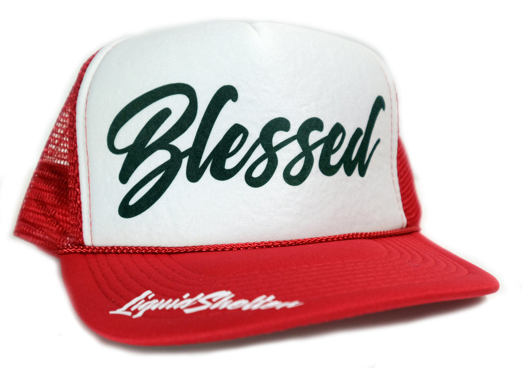 Blessed Anda Trucker 10-30-19
