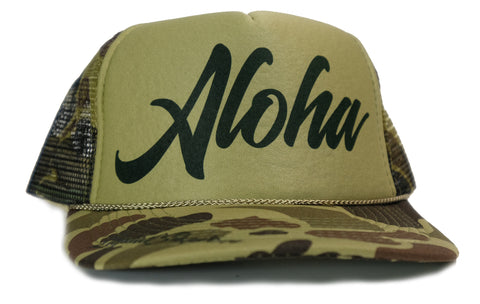 Aloha Anda 2 Trucker by Liquid Shelter 10-30-19