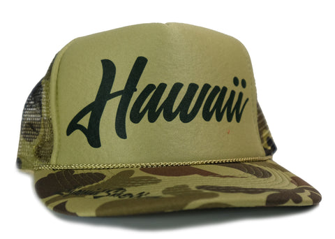 Hawaii Anda 2 Trucker 10-30-19