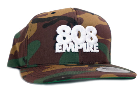 """Athletics"" Snapback by 808 Empire 10-30-19"