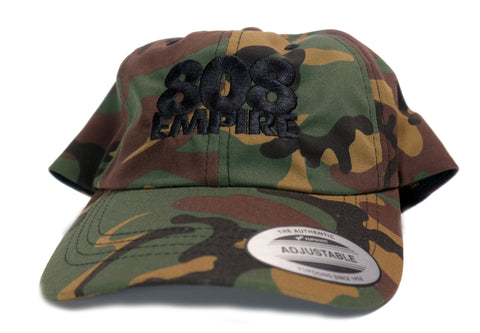 """Athletics"" Dad Hat by 808 Empire 10-30-19"
