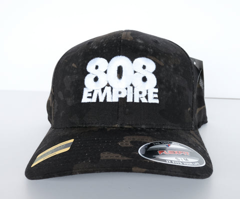 """Stack"" Flexfit Hat by 808 Empire"