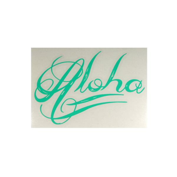 Aloha Tatts Diecut Sticker