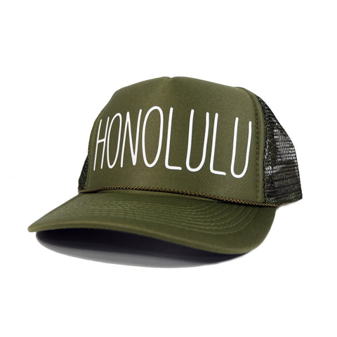 Honolulu - Skinny Trucker