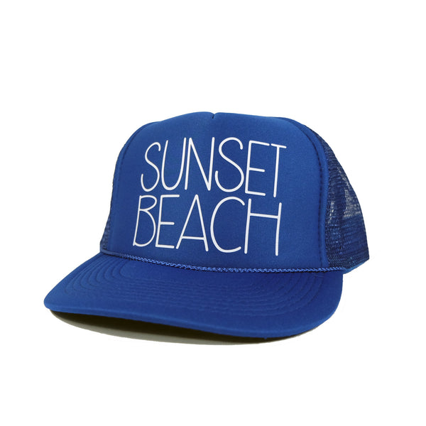 Sunset Beach - Skinny Trucker