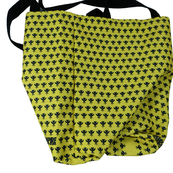 """Royal Standard"" Tote Bag by 808 Empire (Yellow)"