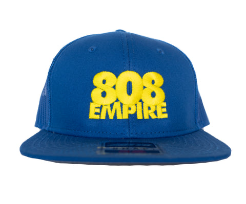 Stack Wool Snapback by 808 Empire