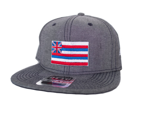 Hawaii Flag Snapback