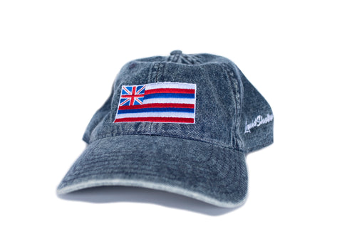 Hawaii Flag Dad Hat