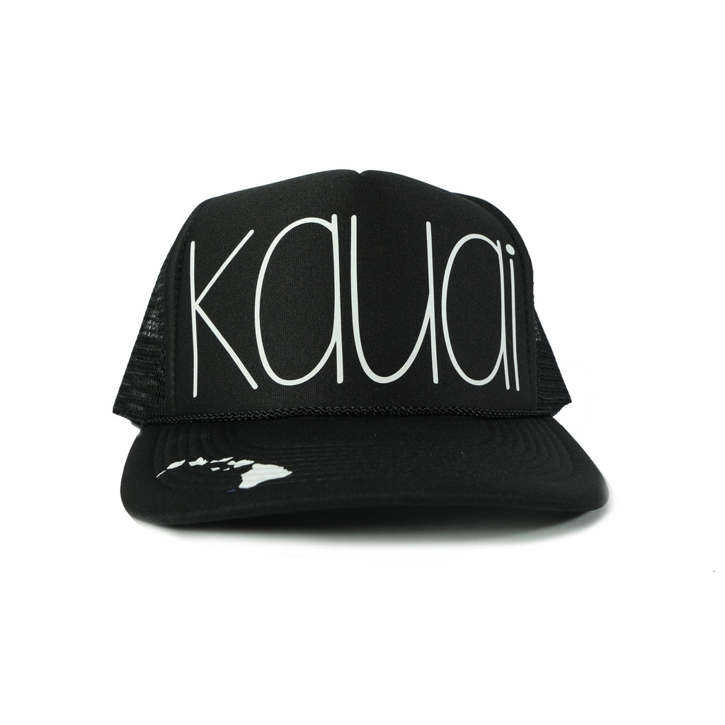 Kauai - Pencil Trucker Version 2  8/9