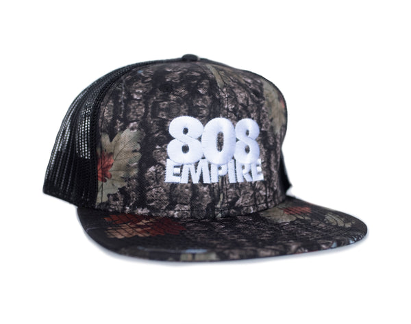 Stack Camo Snapback by 808 Empire