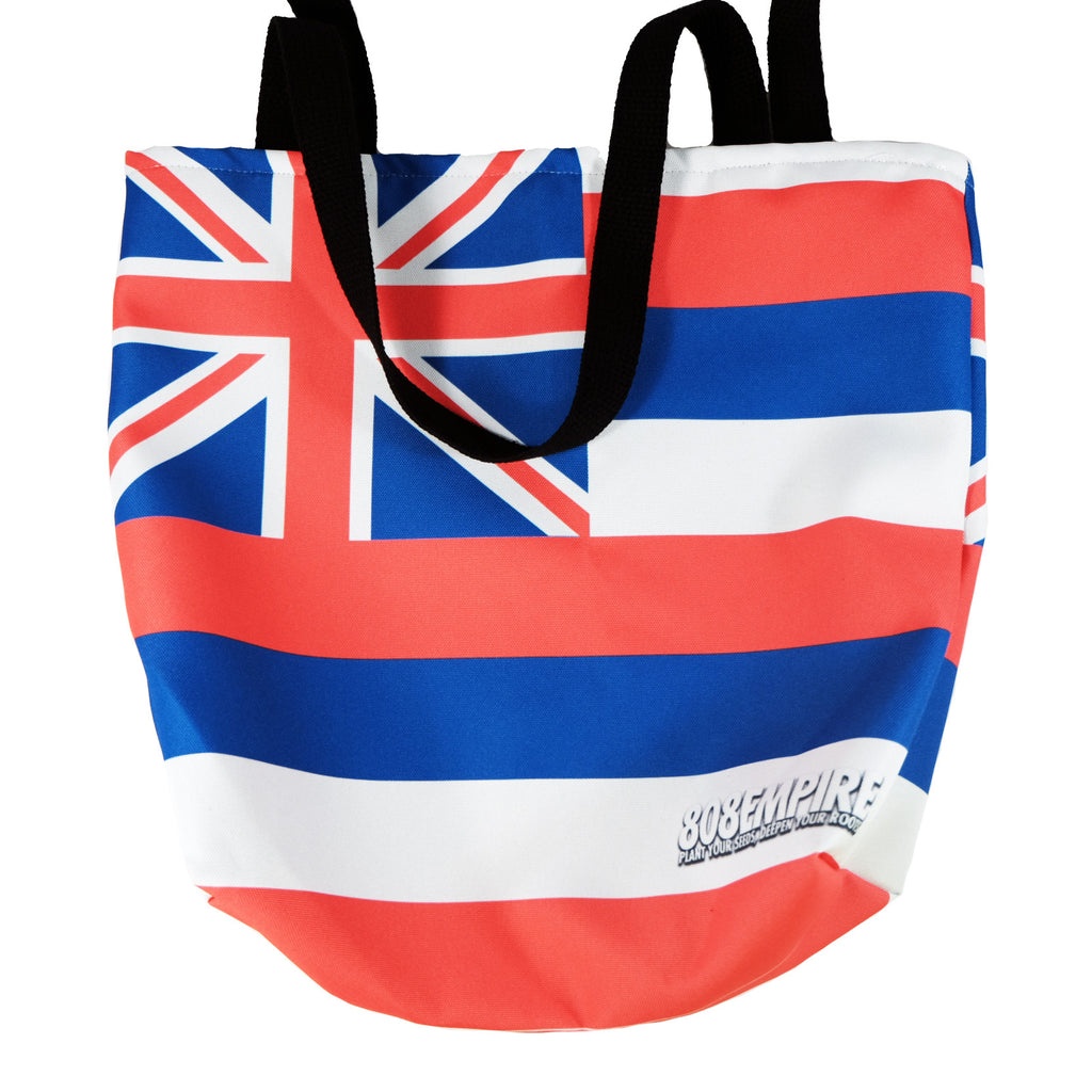"""Represent"" Tote Bag By 808 Empire"