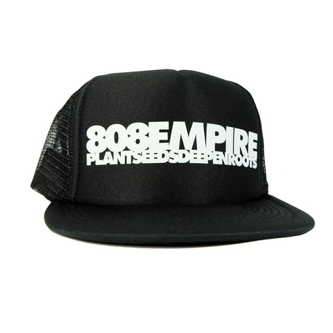 """Future Logo"" Trucker By 808 Empire  8/9"