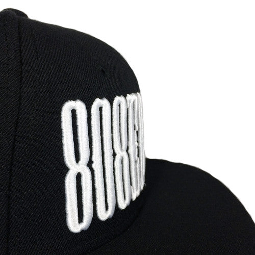 """Country"" Black Wool 3D Snapback By 808 Empire  8/9"