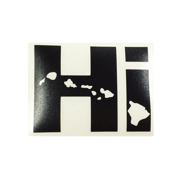 Hi Chain Diecut Sticker