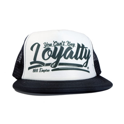 """Loyalty"" Trucker By 808 Empire"