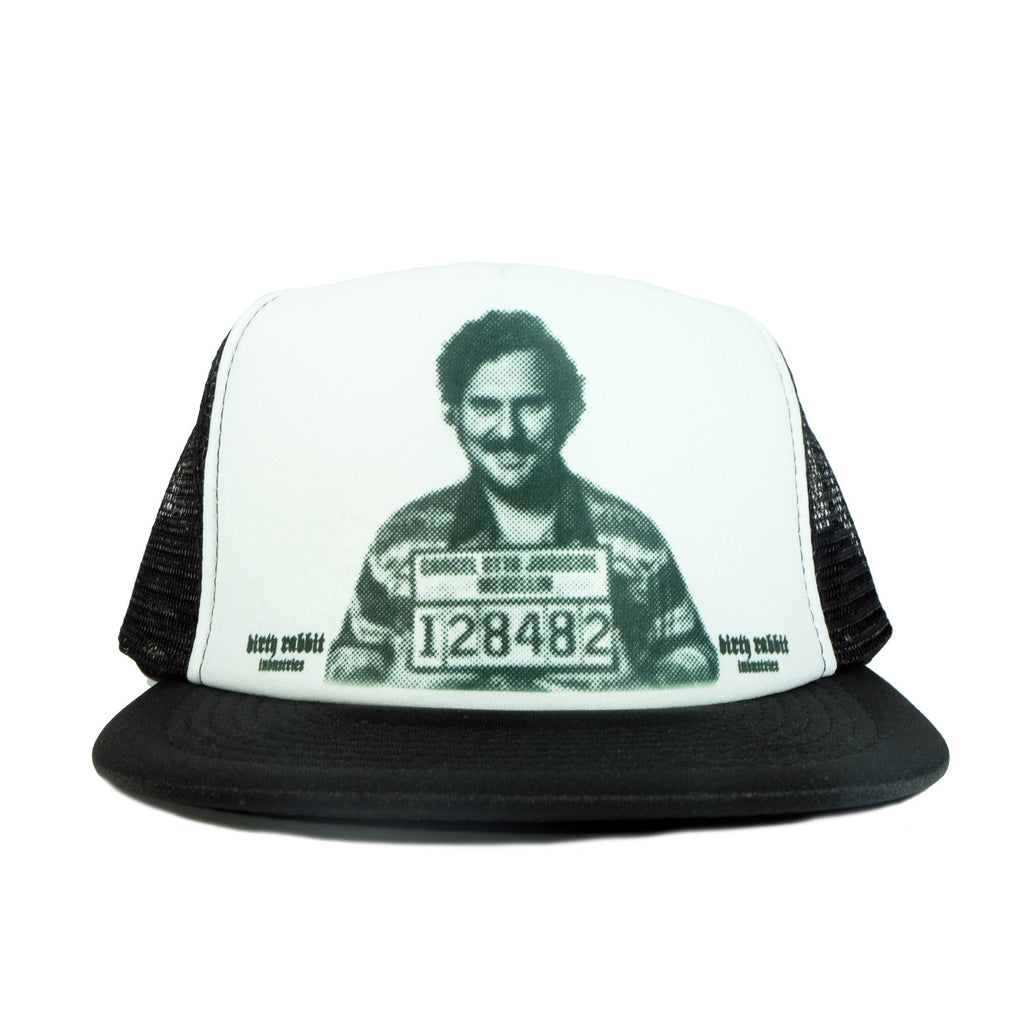 """El Patron"" Flat Bill Trucker By DRI"